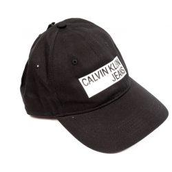 Calvin Klein Jeans Baseball Cap Black