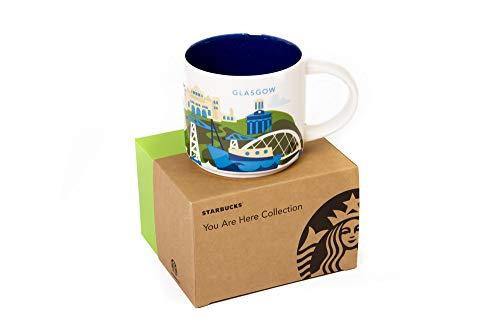 Glasgow Starbucks Mug