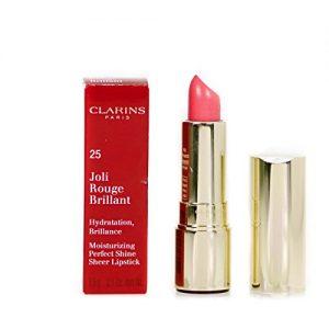 Clarins – Joli Rouge Brillant 25-bright Rose 3, 5 gr
