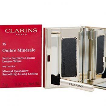 Clarins Ombre Minerale Eyeshadow 15 Black Sparkle