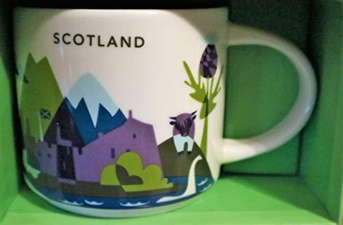 Starbucks YAH SCOTLAND mug 414ml