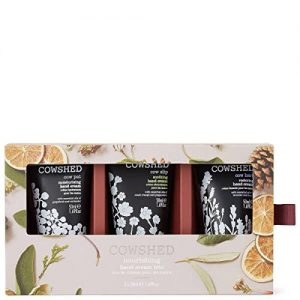 COWSHED SIGNATURE HAND CARE TRIO