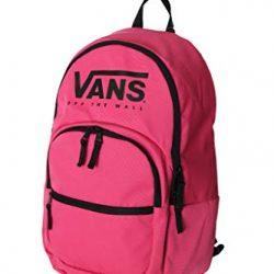 VANS Motivatte Hot Pink Large Backpack Laptop/School