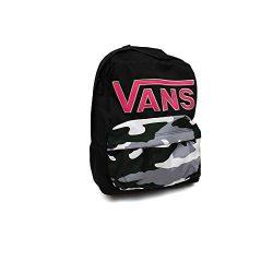 Vans Old Skool III Black, Pink & Camouflaged Backpack