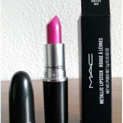 Mac Metallic Lipstick Ionized Iris 3Gr