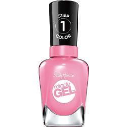 Sally Hansen Miracle Gel Nail Polish, Pink Cadillaquer 14.7ml