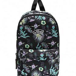 VANS Floral Califas Black/ Multicoloured Back Pack – SMALL