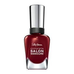 Sally Hansen Complete Salon Manicure Nail Color, Society Ruler 14.7ml