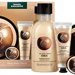 The Body Shop – Shea Body Treat – Travel Exclusive Gift Set