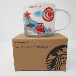 Starbucks Marbella You are Here Collection Coffee Mug (16 fl oz/473 ml)