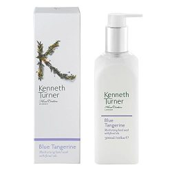 Kenneth Turner Scented Moisturising Hand Wash with Floral Oils 300ml – Blue Tangerine – New for 2015!