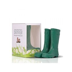 Scottish Fine Soaps Novelty Soaps Welly Boots – Green