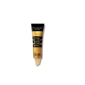 Victoria's Secret Gold Crush Total Shine Addict Flavored Lip Gloss 13g