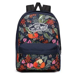 Vans Realm Backpack Multi Tropic Dress Blues