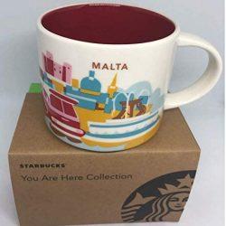 Starbucks You are Here Collection Mug Malta