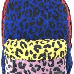 VANS Deana III Backpack- Leopard Patchwork VN00021MZUH1