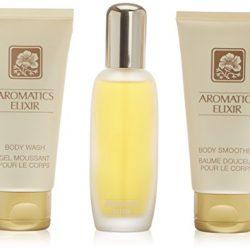Clinique Aromatics Elixir Eau De Perfume Spray 45ml Set 3 Pieces