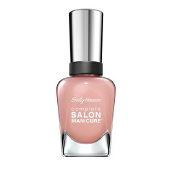 Sally Hansen Complete Salon Manicure Nail Color, Mauvin' On Up, 14.7ml