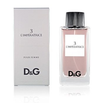 Dolce & Gabbana No 3 Limperatrice EDT Perfume 100ml Pour Femme