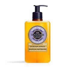 L'Occitane Luxury Size Shea Lavender Hands and Body Liquid Soap, 500 ml